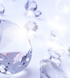 9月3日の誕生石「ダイヤモンド原石」