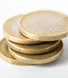 10月17日の誕生石のゴールド・コイン