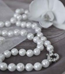 3月9日の誕生石である真珠