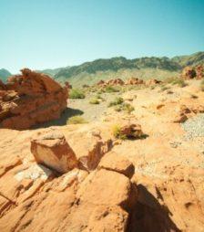 11月13日の誕生石「母岩付オパール」