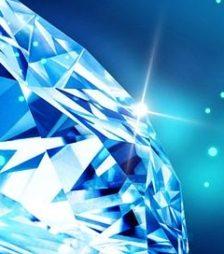 4月6日の誕生石ブルー・ダイヤモンド