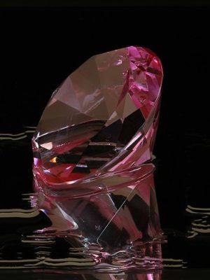 3月25日の誕生石ピンク・ジルコン